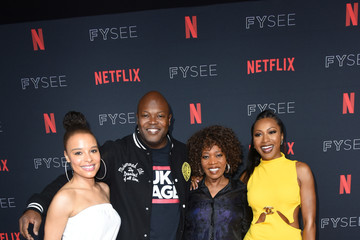 Antonique Smith Netflix FYSee Kick Off Party - Red Carpet
