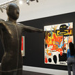 Antony Gormley Sotheby's Contemporary Art Auctions Preview