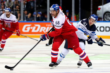 Antti Pihlstrom Finland v Czech Republic - 2015 IIHF Ice Hockey World Championship Quarter Final