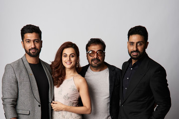 Anurag Kashyap Getty Images x E! - 2018 Toronto International Film Festival Portraits
