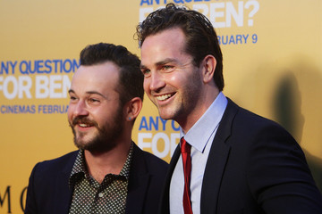 "Daniel Henshall ""Any Questions For Ben"" Sydney Premiere"