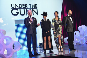 Anya Ayoung-Chee 'Under the Gunn' Finale Fashion Show