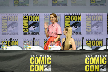 Anya Taylor-Joy Comic-Con International 2018 - Universal Pictures' 'Glass' And 'Halloween' Panels