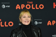 "Kim Cattrall attends the ""The Apollo"" screening during the 2019 Tribeca Film Festival at The Apollo Theater on April 24, 2019 in New York City."