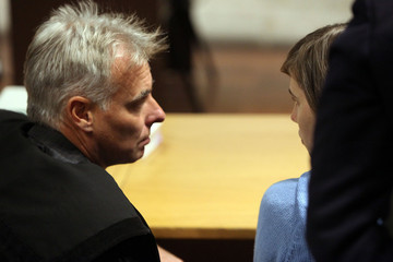 Carlo Dalla Vedova The Appeal Is Held Of Amanda Knox Over The Guilty Verdict In The Murder Of Meredith Kercher