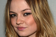 """Actress Emily Meade attends Meet the Filmmaker: """"Bluebird"""" during the 2013 Tribeca Film Festival at the Apple Store Soho on April 19, 2013 in New York City."""