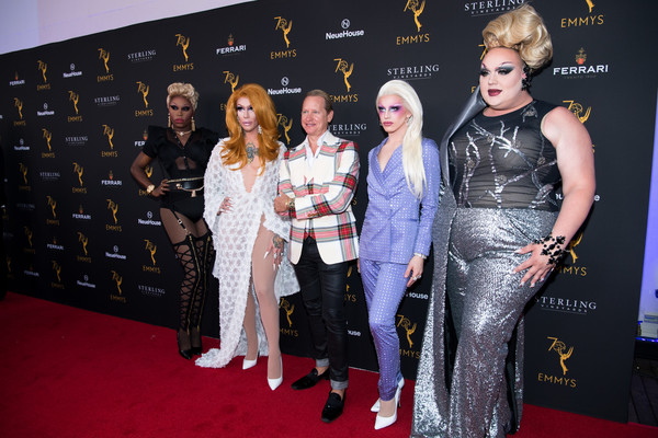Television Academy's Performers Peer Group Celebration - Arrivals