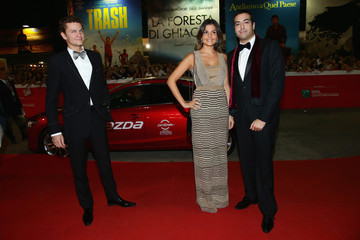 Arcadiy Golubovich 'Time Out of Mind' Red Carpet - The 9th Rome Film Festival