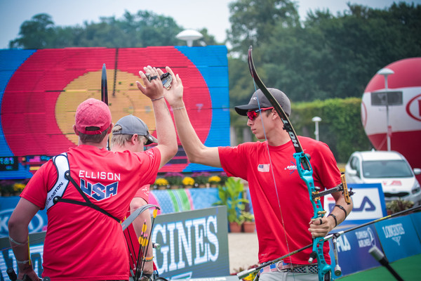 Archery World Cup 2015 Stage 3