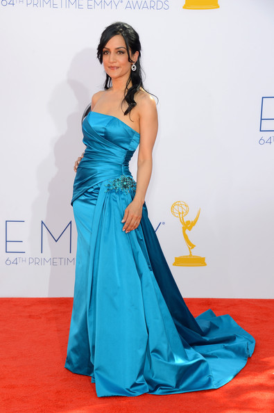 Archie Panjabi - 64th Annual Primetime Emmy Awards - Arrivals