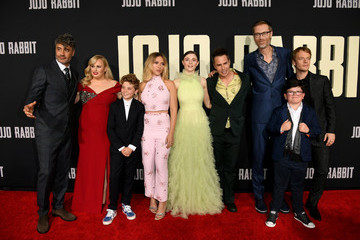 "Archie Yates Premiere Of Fox Searchlights' ""Jojo Rabbit"" - Red Carpet"