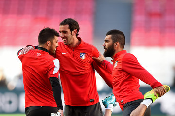 Arda Turan Diego Godin UEFA Champions League Final: Previews