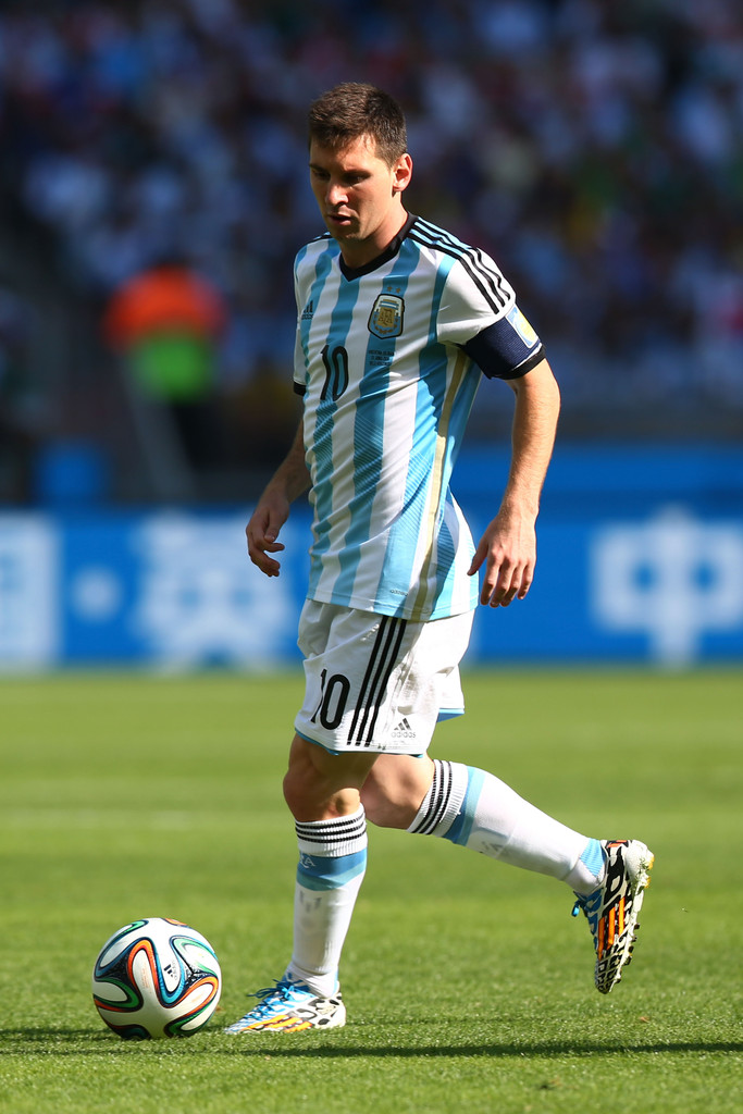 Lionel Messi Photos - Argentina v Iran: Group F - 2014 ...