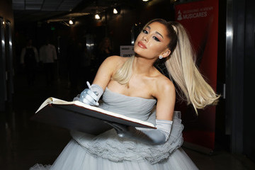Ariana Grande 62nd Annual GRAMMY Awards - GRAMMY Charities Signings Day 4