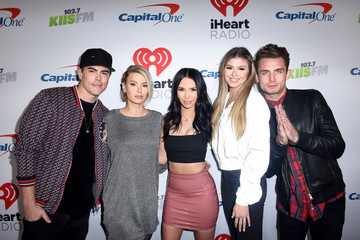 Ariana Madix 102.7 KIIS FM's Jingle Ball – Press Room