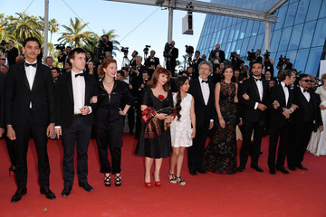 Ariane Ascaride 'Youth' Premiere - The 68th Annual Cannes Film Festival