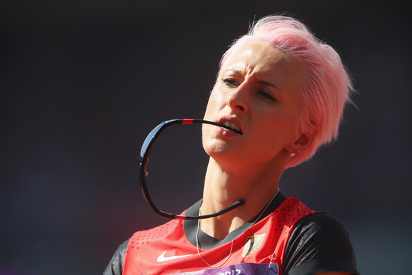 Ariane Friedrich Olympics Day 13 Athletics Pictures to pin on ...