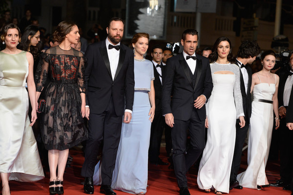 'The Lobster' Premiere - The 68th Annual Cannes Film Festival