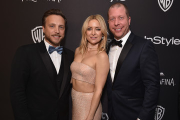 Ariel Foxman The 2016 InStyle and Warner Bros. 73rd Annual Golden Globe Awards Post-Party