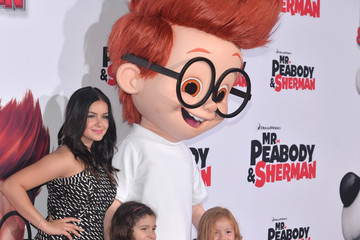 Ariel Winter 'Mr. Peabody & Sherman' Premieres in Westwood — Part 2