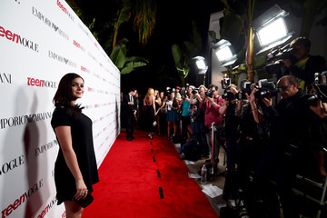 Ariel Winter 12th Annual Teen Vogue Young Hollywood Party With Emporio Armani
