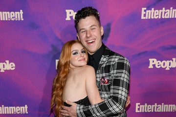 Ariel Winter Nolan Gould Entertainment Weekly & PEOPLE New York Upfronts Party 2019 Presented By Netflix - Arrivals