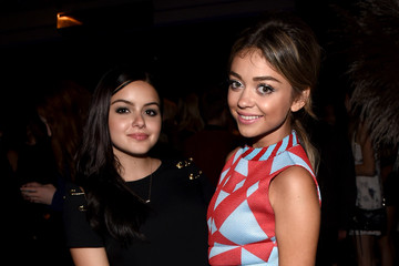 Ariel Winter Sarah Hyland 12th Annual Teen Vogue Young Hollywood Party With Emporio Armani