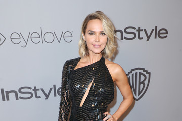 Arielle Kebbel The 2018 InStyle and Warner Bros. 75th Annual Golden Globe Awards Post-Party - Red Carpet