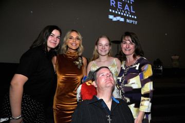 Arielle Kebbel 7th Annual Reel Stories, Real Lives Event Benefiting MPTF
