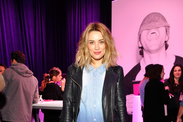 Arielle Vandenberg T-Mobile Un-carrier X Launch Celebration