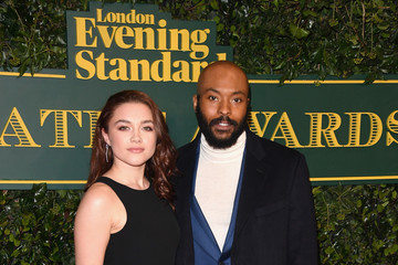 Arinze Kene London Evening Standard Theatre Awards - Red Carpet Arrivals