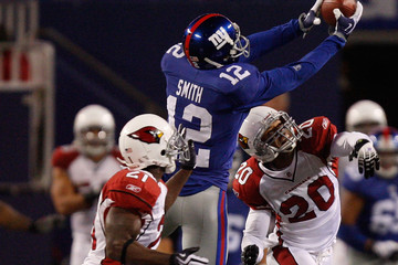 Ralph Brown Arizona Cardinals v New York Giants