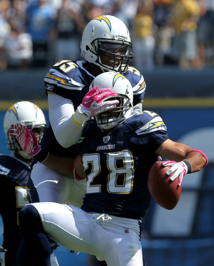 San Diego Chargers Cardinals: Stephen Gregory Photos Photos