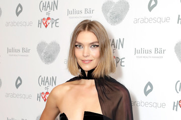 Arizona Muse Chain of Hope Gala Ball - Red Carpet Arrivals