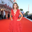 "Arizona Muse ""Miss Marx"" Red Carpet - The 77th Venice Film Festival"