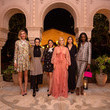 Arizona Muse Tory Burch Dinner and After Party