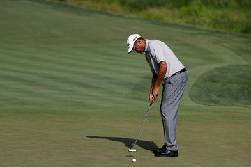 Arjun Atwal Quicken Loans National - Round Two