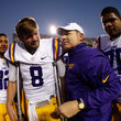 Zach Mettenberger and Les Miles