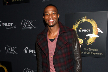 Arlen Escarpeta Pilot Pen And GBK Luxury Lounge Honoring Golden Globe Nominees And Presenters - Day 2
