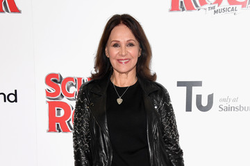 Arlene Phillips Opening Night Of 'School Of Rock The Musical' - Red Carpet Arrivals
