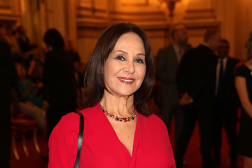 Arlene Phillips National Youth Theatre Diamond Anniversary Reception At Buckingham Palace Hosted By HRH The Earl Of Wessex