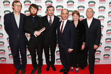Armando Iannucc Jameson Empire Awards 2014 Press Room