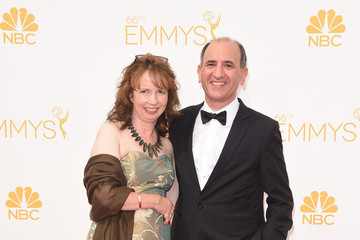 Armando Iannucci Arrivals at the 66th Annual Primetime Emmy Awards — Part 2