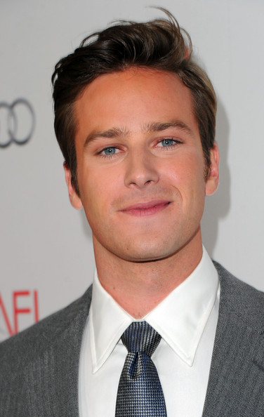 Armie Hammer - AFI FEST 2011 Presented By Audi -