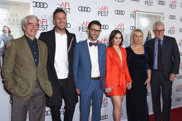 Armie Hammer Felicity Jones AFI FEST 2018 Presented By Audi - Opening Night World Premiere Gala Screening Of 'On The Basis Of Sex' - Arrivals