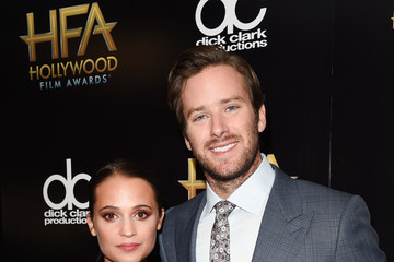 Armie Hammer 19th Annual Hollywood Film Awards - Press Room