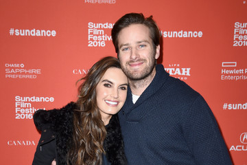Armie Hammer 'The Birth of a Nation' Premiere - Arrivals - 2016 Sundance Film Festival
