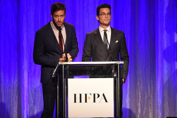 Armie Hammer Hollywood Foreign Press Association's Grants Banquet - Show