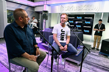 Armin Van Buuren Armin Van Buuren Performs On SiriusXM's BPM Channel At The SiriusXM Studios In New York City