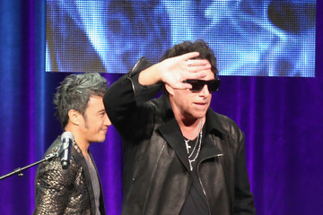Arnel Pineda Summer TCA Tour: PBS Panel